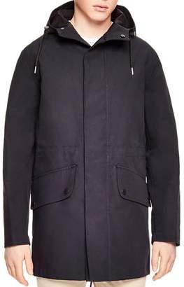 Sandro Parka Coat