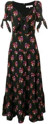 Borgo De Nor floral print maxi dress