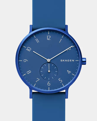 Skagen Aaren Kulor Blue 41mm Analogue Watch