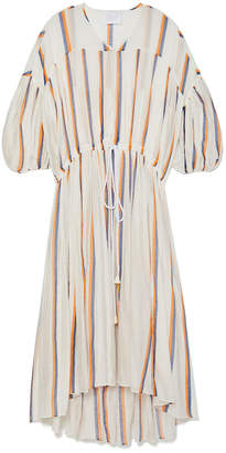 Binetti Love Monaco Striped Caftan Dress