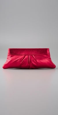 Lauren Merkin Eve Metallic Clutch