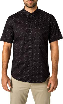 7 Diamonds Casual Fiasco Trim Fit Sport Shirt