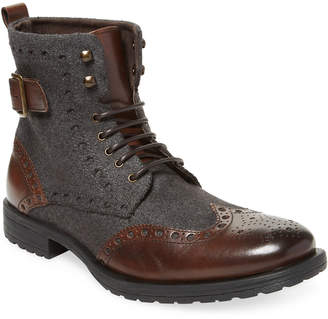 Co Millburn Wingtip Ankle Boot