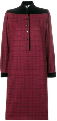 Ungaro Pre-Owned check dress