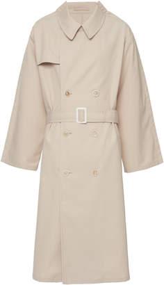 Maison Margiela Kimono Sleeve Trench Coat
