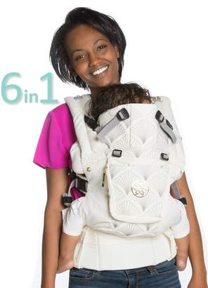 Lillebaby SIX-Position, 360° Ergonomic Baby & Child Carrier by – The COMPLETE Embossed Luxe