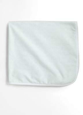 Kissy Kissy Infant's Reversible Printed Blanket