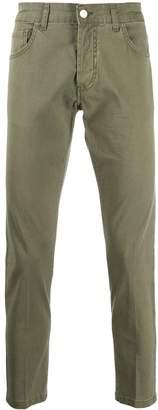 Entre Amis slim-fit trousers