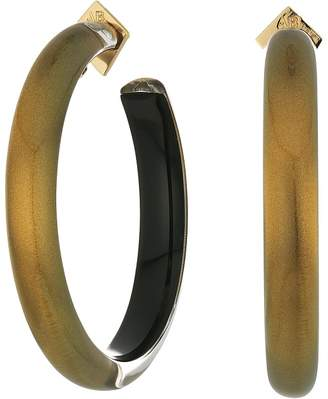 Alexis Bittar Large Hoop Earrings