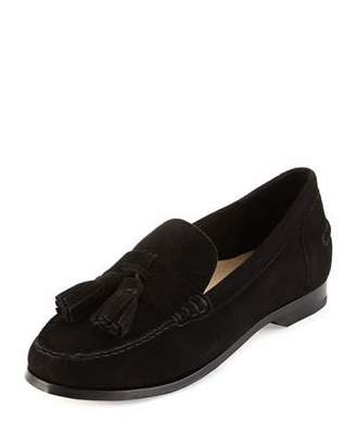Cole Haan Pinch GRAND O/S Tassel Loafer, Black $170 thestylecure.com