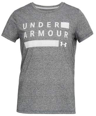 Under Armour Women's Threadborne Graphic Twist Tee
