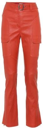 Sies Marjan Leather trousers