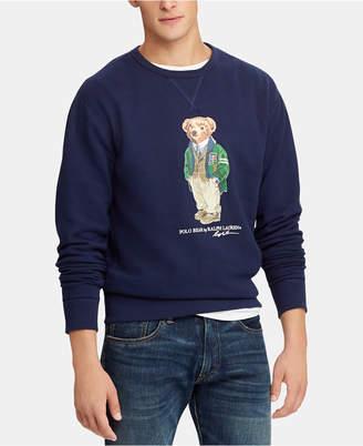 Polo Ralph Lauren Men Polo Bear Fleece Sweatshirt