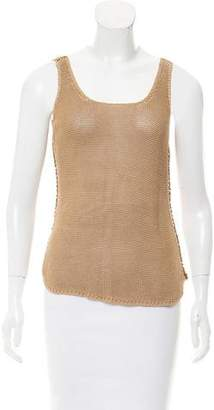 Laundry by Shelli Segal Sleeveless Knit Top