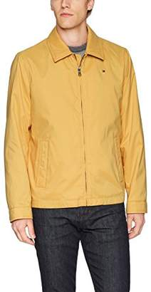 Tommy Hilfiger Men's Lightweight Microtwill Golf Jacket