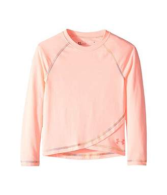 Under Armour Kids Cut Out Easy Pullover (Little Kids)