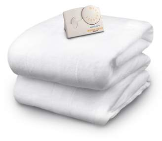 Biddeford Blankets Biddeford Electric Heated Mattress Pad with Analog Controller