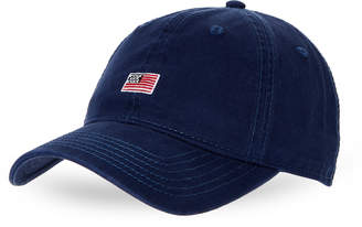 Concept One Navy American Flag Baseball Cap