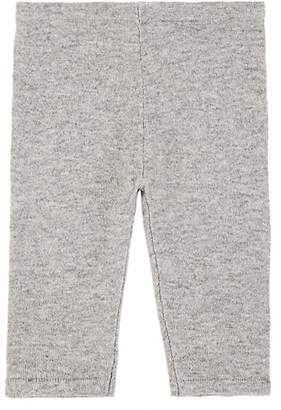 Barneys New York Infants' Cashmere Leggings - Gray