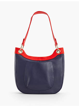 Talbots Pebble Leather Shoulder Bag