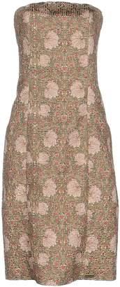 Alessandro Dell'Acqua Knee-length dresses