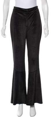 Torn By Ronny Kobo High-Rise Bell Bottom Pants w/ Tags