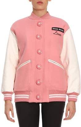 Miu Miu Jacket Jacket Women