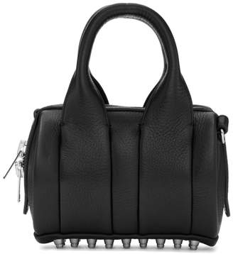 Alexander Wang Black Leather Baby Rockie Bag