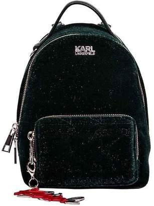 Karl Lagerfeld Mini X Kaia Backpack