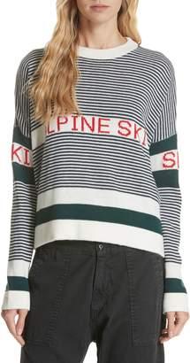 The Great Alpine Ski Sweater