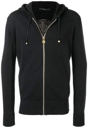 Billionaire rear print hoodie