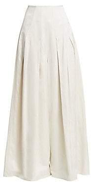 Brunello Cucinelli Women's Wide-Leg Skirt-Pants