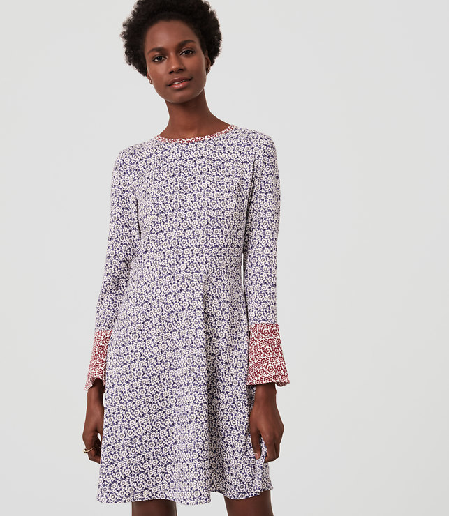 Magnolia Bell Sleeve Dress