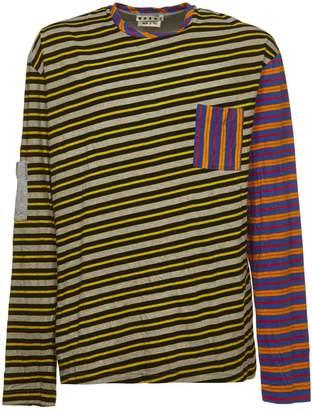 Marni Stripe Top