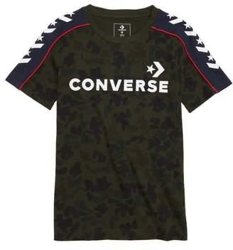 Converse Camo Track T-Shirt