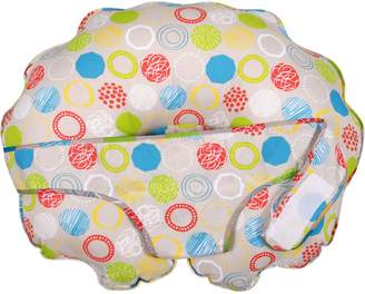 Leachco Cuddle-U Nursing Pillow & More with Slipcover Whimsy Rounds