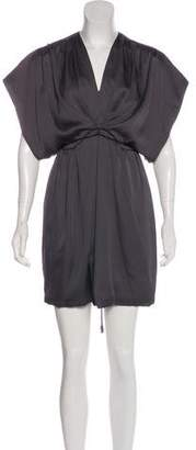 Robert Rodriguez Short Sleeve Mini Dress