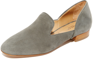 Michael Kors Collection Fielding Cutout Loafers $425 thestylecure.com