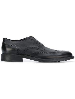 Tod's classic derby brogues