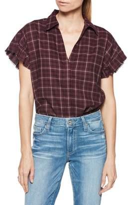 Paige Jaylin Plaid Shirt
