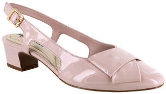 Easy Street Shoes Womens Breanna Pumps Round Toe Block Heel