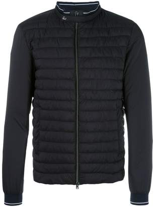 Herno banded collar down jacket