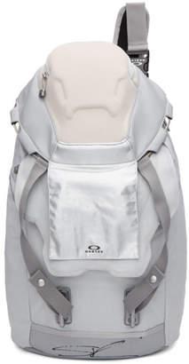 Oakley by Samuel Ross Grey Single Strap Backpack