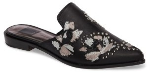 Women's Dolce Vita Harmony Embellished Loafer Mule $129.95 thestylecure.com