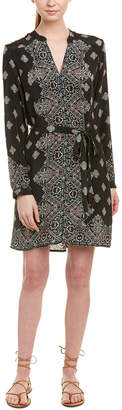 Tolani Sibyl Silk Shift Dress