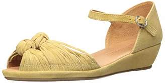 Gentle Souls Women's Lily Knot Wedge Sandal