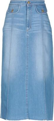 Acynetic Denim skirts - Item 42727916XL