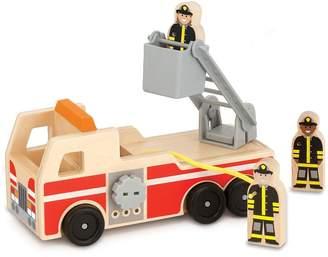 Melissa & Doug Fire Truck Play Set