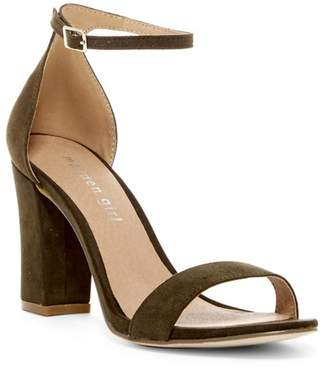 Madden Girl Bella Block Heel Sandal $49 thestylecure.com