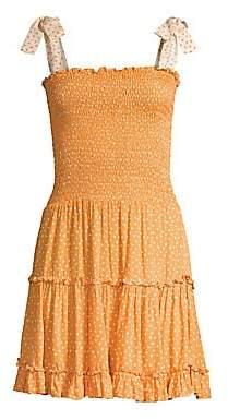 Cool Change coolchange Women's Raegan Smocked Dress